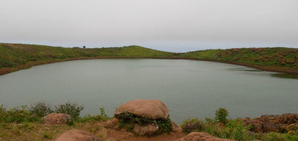 Laguna El Junco San Cristobal Galapagos