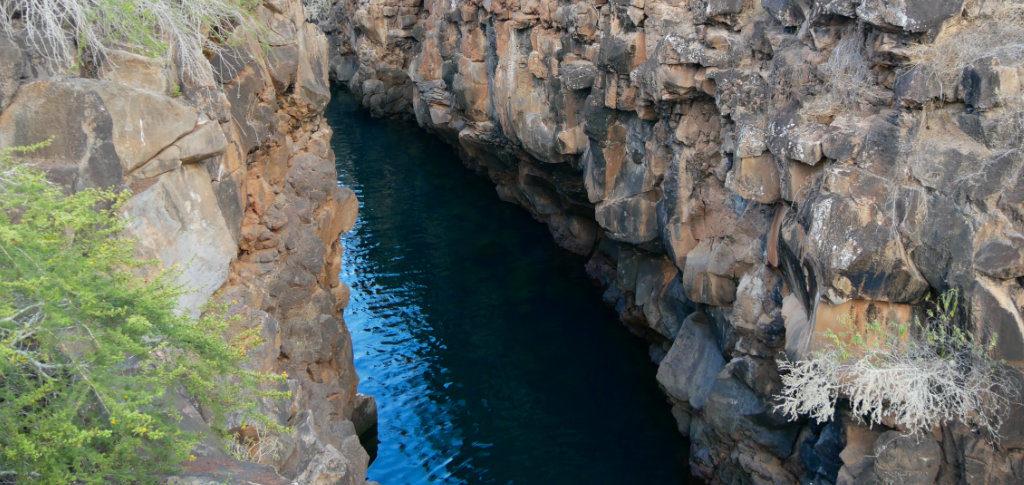 Las Grietas Santa Cruz Galapagos