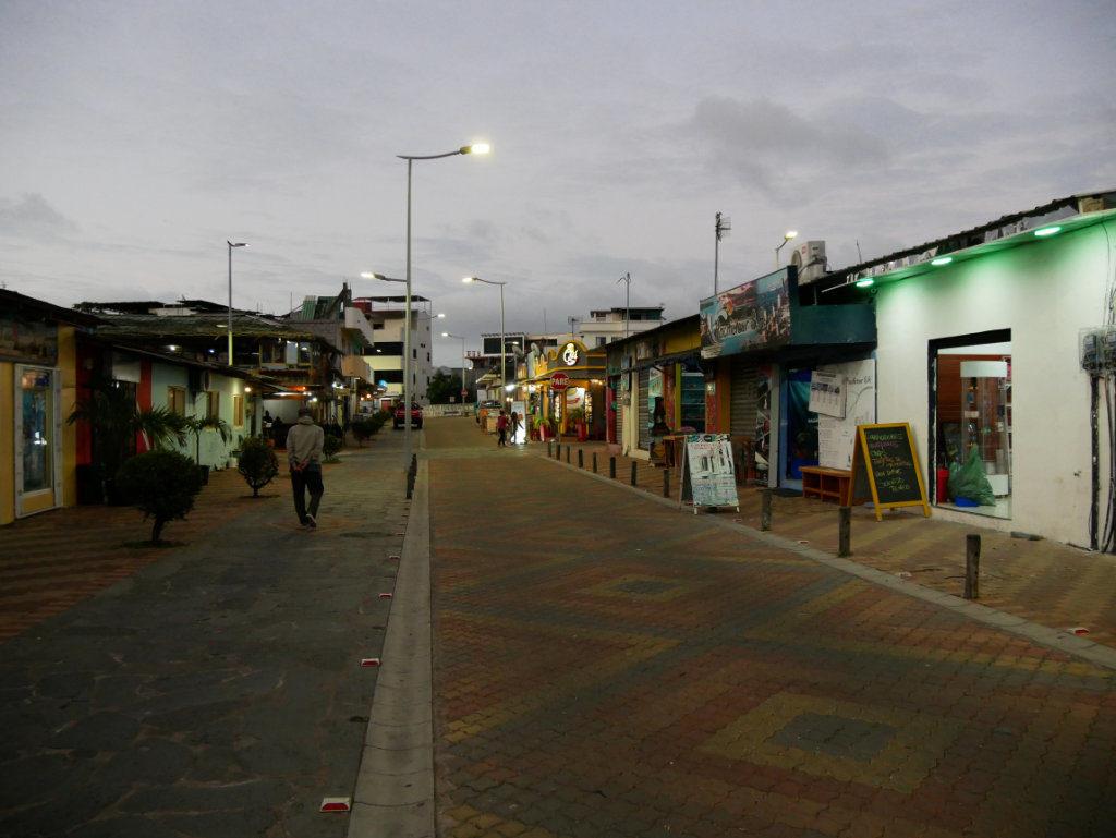 San Cristóbal Puerto Baquerizo Moreno